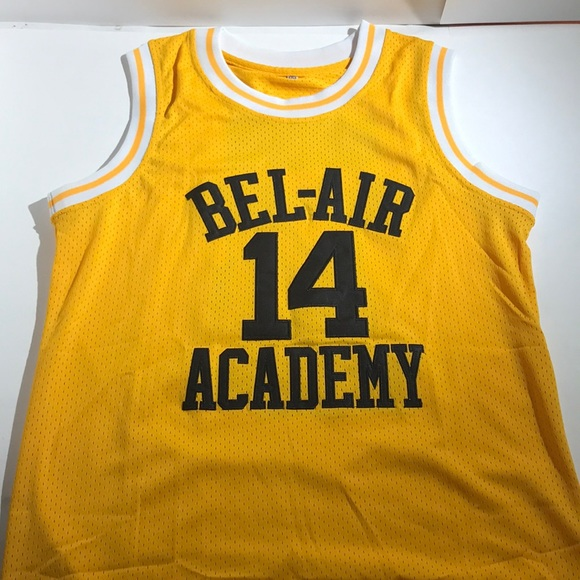 N/A Other - Bel-Air Academy Will Smith Jersey